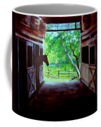 Water's Edge Farm Coffee Mug by Jack Skinner