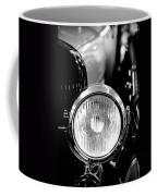 1925 Lincoln Town Car Headlight Coffee Mug by Sebastian Musial