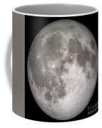 Full Moon Coffee Mug by Stocktrek Images