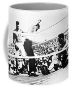 Jack Dempsey (1895-1983) Coffee Mug by Granger