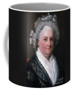 Martha Washington, American Patriot Coffee Mug by Photo Researchers