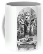 Merchant Of Venice Coffee Mug by Granger