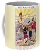 Russo-japanese War, C1905 Coffee Mug by Granger
