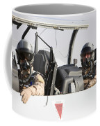 Camp Speicher, Iraq - U.s. Air Force Coffee Mug by Terry Moore