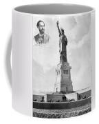 Statue Of Liberty, 1886 Coffee Mug by Granger