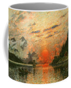 A Fjord Coffee Mug by Adelsteen Normann