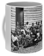 A Group Of Slaves Coffee Mug by Photo Researchers