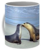 A Mothers Love Coffee Mug by Mike  Dawson