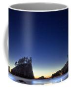 A Night For Stargazing Coffee Mug by William Lee