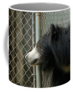 A Sloth Bear Melursus Ursinusat Coffee Mug by Joel Sartore