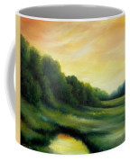A Spring Evening Part Two Coffee Mug by James Christopher Hill