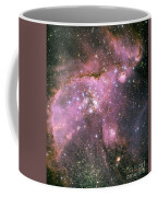 A Star-forming Region In The Small Coffee Mug by Stocktrek Images