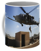 A U.s. Air Force Pararescuemen Fast Coffee Mug by Stocktrek Images
