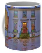 Abbey Road Recording Studios Coffee Mug by Chris Thaxter