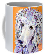 Above The Standard   Coffee Mug by Pat Saunders-White