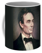 Abraham Lincoln Coffee Mug by George Peter Alexander Healy