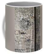 Abstract Concrete 16 Coffee Mug by Anita Burgermeister