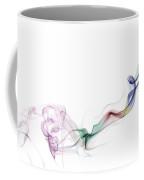 Abstract Smoke Coffee Mug by Setsiri Silapasuwanchai