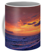 After The Sunset Coffee Mug by Sandy Keeton
