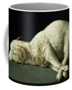 Agnus Dei Coffee Mug by Francisco de Zurbaran