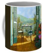 Alle Dieci Del Mattino Coffee Mug by Guido Borelli