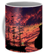 Almost Home Coffee Mug by Shane Bechler