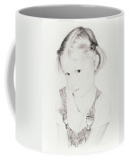 Almost Perfect Coffee Mug by Rachel Christine Nowicki