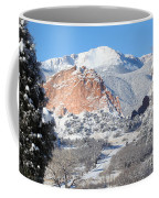 America's Mountain Coffee Mug by Eric Glaser