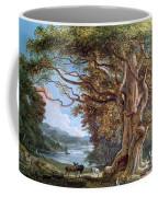 An Ancient Beech Tree Coffee Mug by Paul Sandby