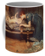 An Earthly Paradise Coffee Mug by Sir Lawrence Alma-Tadema