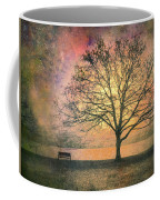 And The Morning Is Perfect In All Her Measured Wrinkles Coffee Mug by Tara Turner