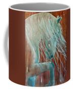 Andalusian Stallion Coffee Mug by Jani Freimann