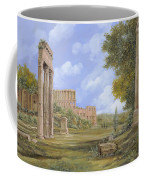 Anfiteatro Romano Coffee Mug by Guido Borelli