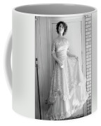 Angel In My Backyard Coffee Mug by James W Johnson