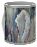 Angel In Soft Pastel Coffee Mug by Cathy Weaver