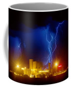 Anheuser-busch On Strikes Coffee Mug by James BO  Insogna