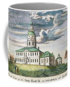 Annapolis, Maryland, 1786 Coffee Mug by Granger
