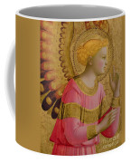 Annunciatory Angel Coffee Mug by Fra Angelico