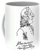 Antonio Vivaldi (c1675-1741) Coffee Mug by Granger