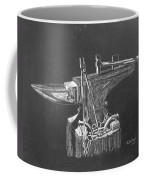 Anvil Coffee Mug by Richard Le Page