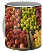 Apple Harvest Coffee Mug by Garry Gay