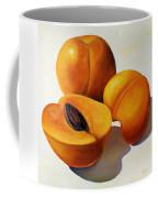 Apricots Coffee Mug by Shannon Grissom