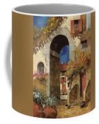 Arco Al Buio Coffee Mug by Guido Borelli
