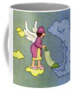 Heavenly Housekeeper Coffee Mug by Sarah Batalka