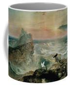 Assuaging Of The Waters Coffee Mug by John Martin