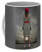 At The Edge Coffee Mug by Joana Kruse