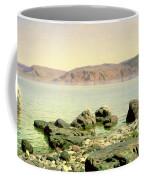 At The Sea Of Galilee Coffee Mug by Vasilij Dmitrievich Polenov