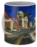 Athens Al Coffee Mug by Carole Foret