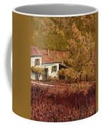 Autunno Rosso Coffee Mug by Guido Borelli