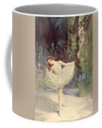 Ballet Coffee Mug by Septimus Edwin Scott